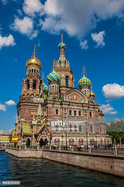 Church of the Saviour of Spilled Blood.