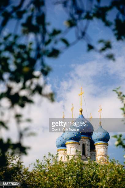 Church of the Theotokos of Kazan in Kolomenskoye, Moscow, Russia