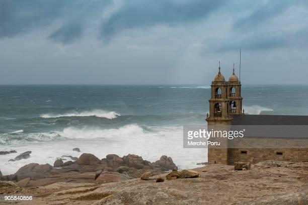 Church on the sea (Muxía)