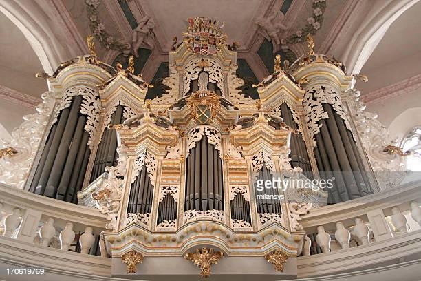 Iglesia de órganos