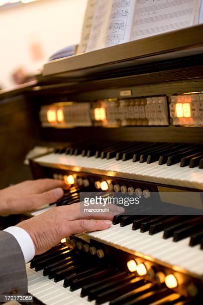 Kirche Organ
