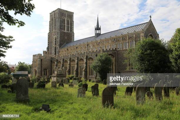 church - east anglia stock pictures, royalty-free photos & images