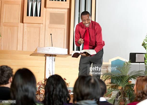 Church Preacher