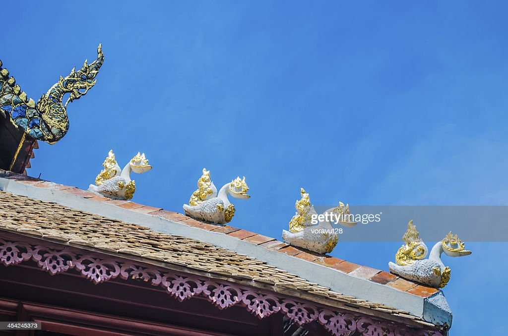 church roof. : Stock Photo