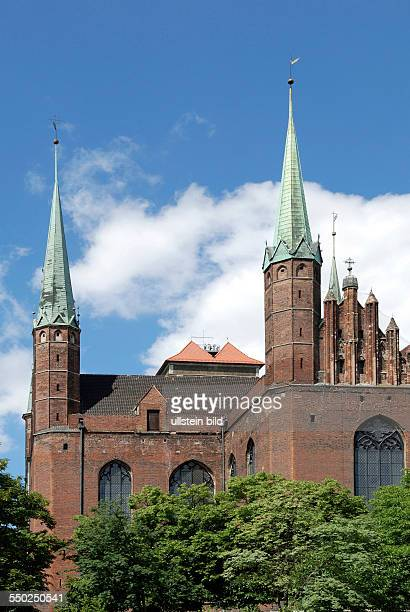 Church Saint Mary of Gdansk Marienkirche