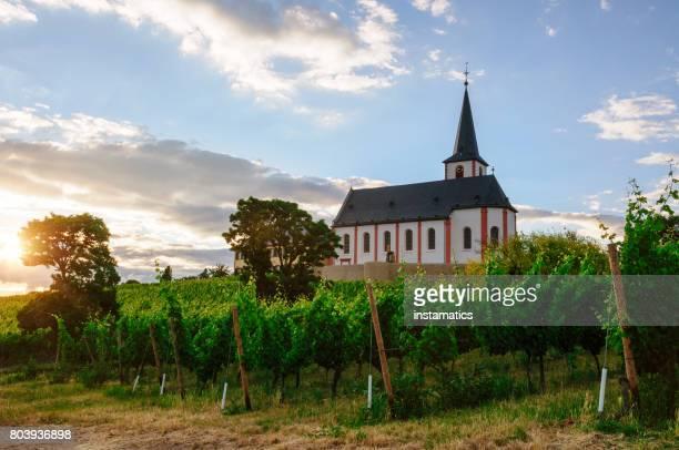 Church Sankt Peter und Paul in Hochheim