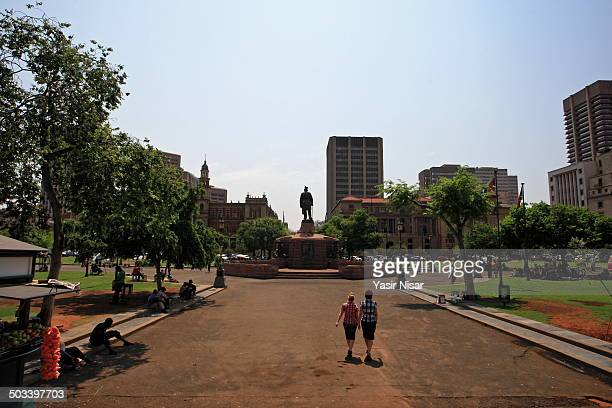 church square - pretoria stock pictures, royalty-free photos & images