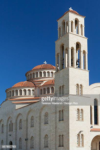 a church with dome roof and bell tower - terence waeland stock pictures, royalty-free photos & images