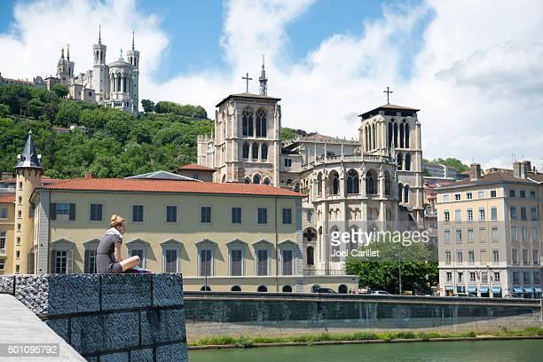 Églises à Lyon, France