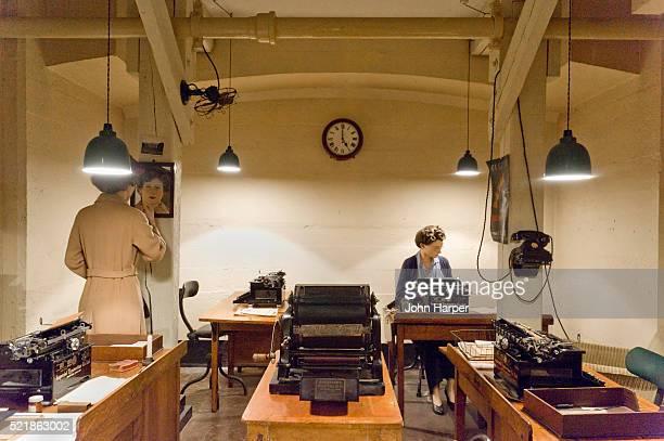 churchill war rooms, london - the churchill war rooms fotografías e imágenes de stock