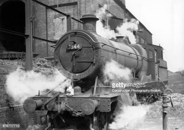 Churchwards 28xx class 280 introduced onto the Great Western Railway in 1903 were imposing locomotives and the first 280 to run in Britain The engine...