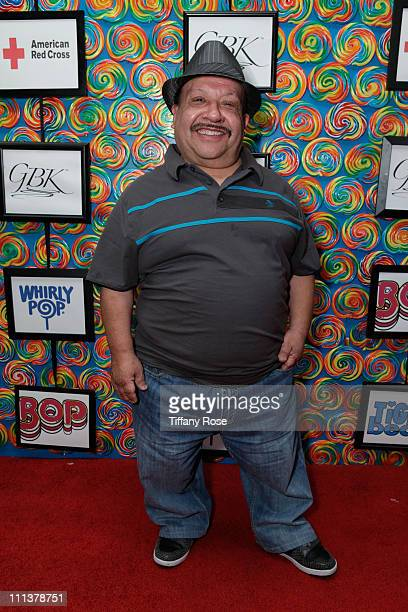 Chuy Bravo attends the GBK Kid's Choice Awards 2011 Gift Lounge at the SLS Hotel on April 1, 2011 in Beverly Hills, California.