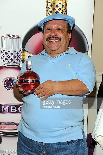 Chuy Bravo attends the HBO Luxury Lounge in honor of the 62nd Primetime Emmy Awards held at The Four Seasons Hotel on August 28, 2010 in Beverly...