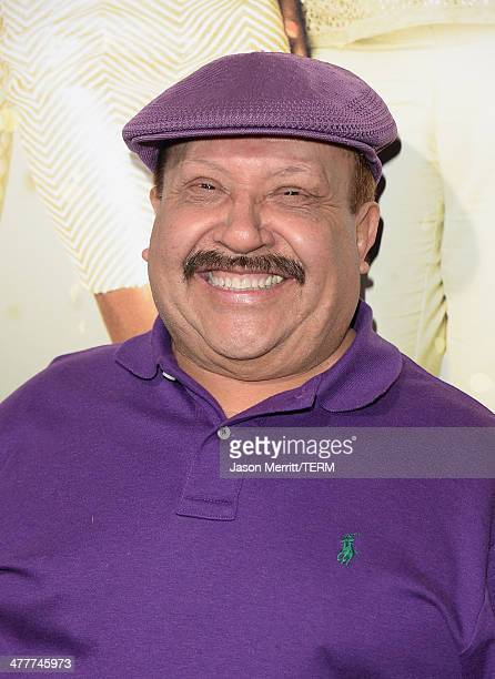 "Chuy Bravo attends the premiere Of Tyler Perry's ""The Single Moms Club"" at ArcLight Cinemas Cinerama Dome on March 10, 2014 in Hollywood, California."