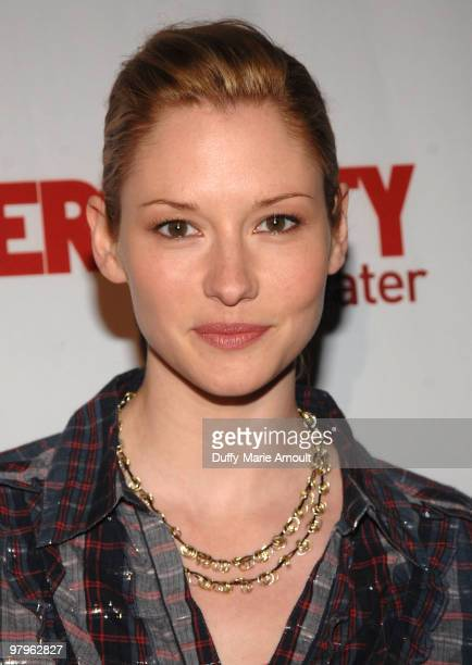 Chyler Leigh attends Generosity Water's 2nd Annual Night Of Generosity on March 22 2010 in West Hollywood California