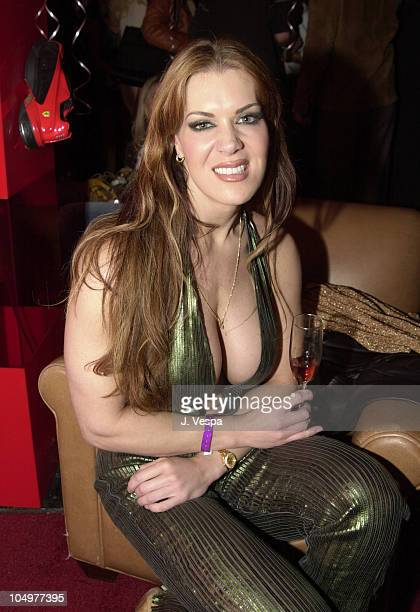 Chyna during Paris Hilton's Birthday Party at the GQ Lounge at GQ Lounge in Los Angeles California United States