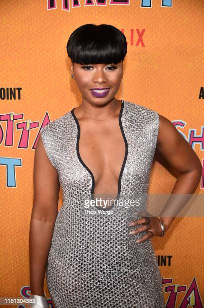 Chyna Layne attends the She's Gotta Have It Season 2 Premiere at Alamo Drafthouse on May 23 2019 in Brooklyn New York