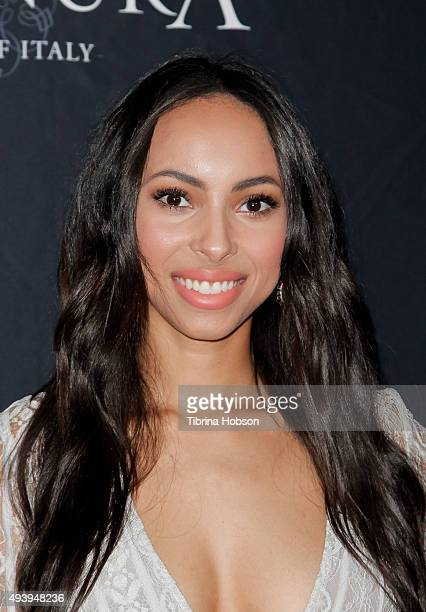 Chyna Rose Stevens attends Star Magazine's Scene Stealers party at W Hollywood on October 22 2015 in Hollywood California