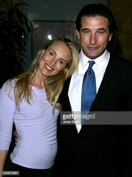 Chynna Phillips and William Baldwin during The Wellness Community West Los Angeles Tribute to the Human Spirit Awards Gala at The Beverly Hilton...