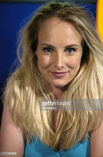 Chynna Phillips during Celebrity Blackjack Matt Vasgersian hosts Celebrity Blackjack a one hour weekly tournament featuring 40 stars competing for a...
