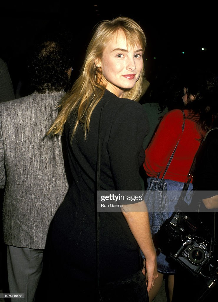 Chynna Phillips during Starlight Foundation Benefit - September 22, 1988 at Ed Debevic's Restaurant in Beverly Hills, California, United States.