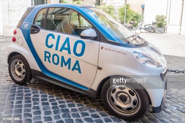 Ciao Roma, Car, Rome, Lazio, Italy