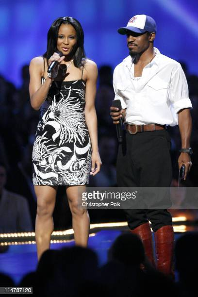 Ciara and Andre 3000 presenters Best Hip Hop Video