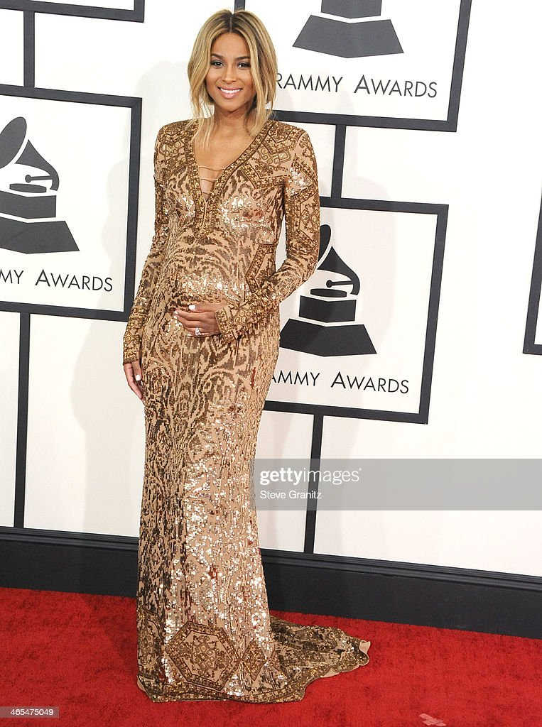 56th GRAMMY Awards - Arrivals : News Photo