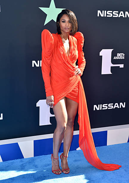 CA: BET Awards 2019 - Arrivals