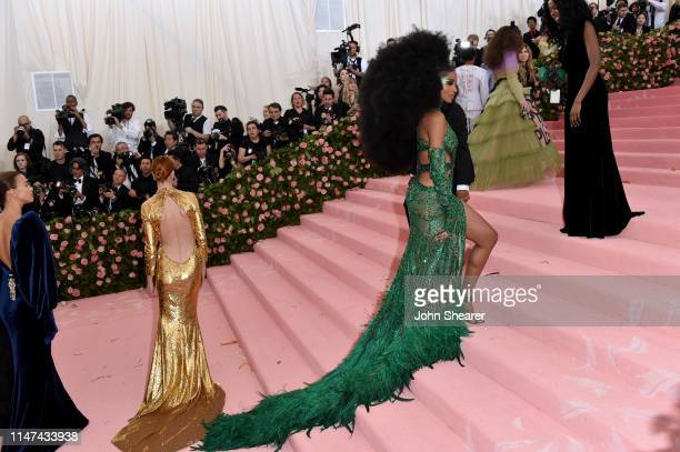 Ciara attends The 2019 Met Gala Celebrating Camp: Notes on Fashion at Metropolitan Museum of Art on May 06, 2019 in New York City.