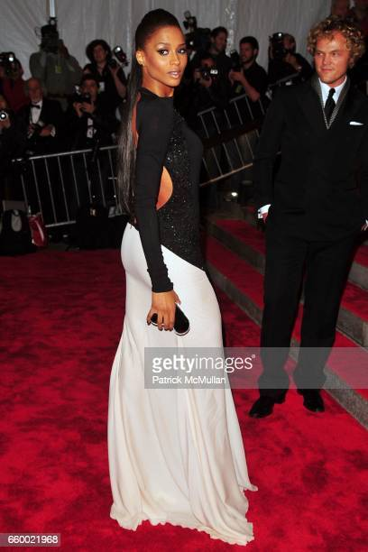Ciara attends THE COSTUME INSTITUTE GALA The Model As Muse with Honorary Chair MARC JACOBS ARRIVALS at The Metropolitan Museum of Art on May 4 2009...