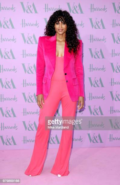 Ciara attends the VA Summer Party at The VA on June 20 2018 in London England