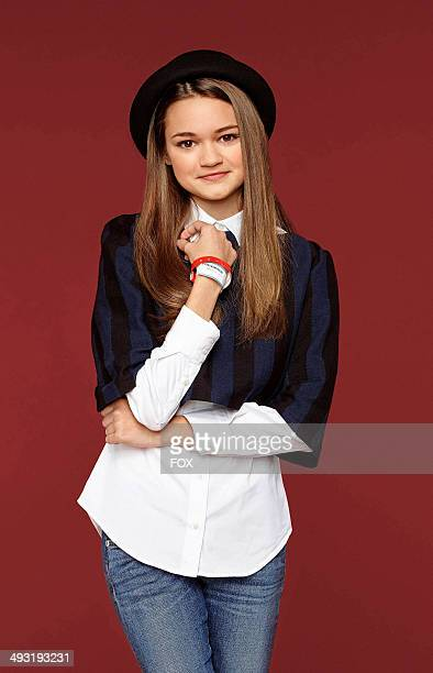 Ciara Bravo as Emma RED BAND SOCIETY will air Wednesdays this fall on FOX