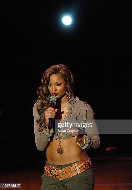 Ciara during 10th Annual Soul Train Lady of Soul Awards Show at Pasadena Civic Auditorium in Pasadena California United States