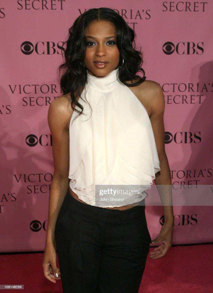 Ciara during 11th Victoria's Secret Fashion Show - Pink Carpet at Kodak Theater in Hollywood, California, United States.