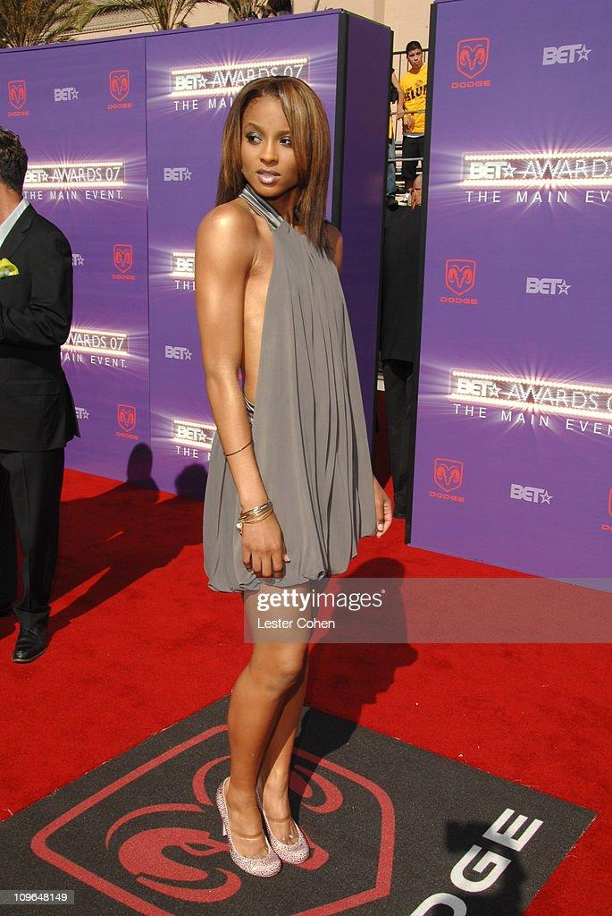 BET Awards 2007 - Black Carpet : ニュース写真