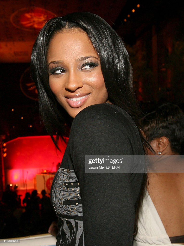 Ciara during Blender Magazine/Vitamin Water Host 2006 MTV Video Music Awards After Party at Tao in New York City, New York, United States.