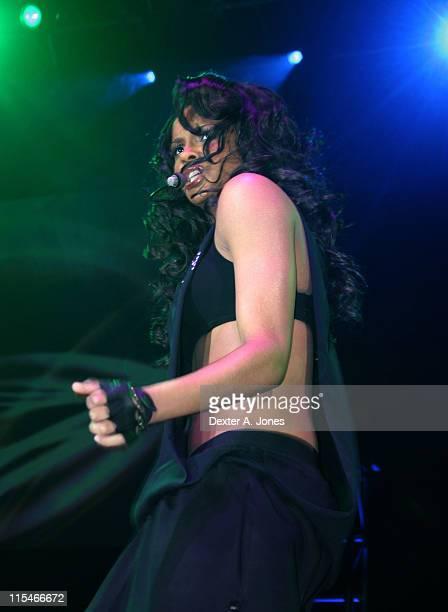 Ciara during Hot 937 Jingle Jam 06 at the Hartford Civic Center December 10 2006 at The Hartford Civic Center in Hartford Conneticut United States