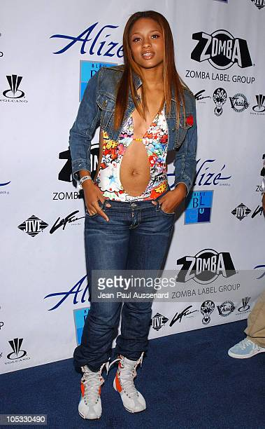 Ciara during Zomba Label Group/Alize Bleu PreBET Awards Celebration at Standard Hotel in Los Angeles California United States