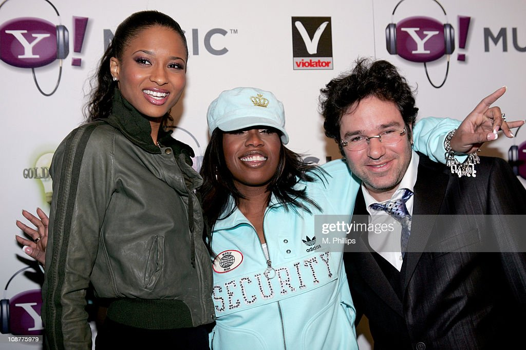 Yahoo! Music and Missy Elliot Post-Grammy Event