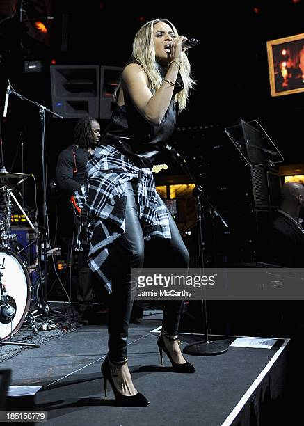 Ciara performs at the 9th Annual Paper Nightlife awards at Marquee on October 17 2013 in New York City