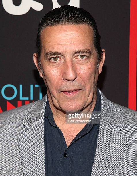 Ciaran Hinds attends the Political Animals premiere at The Morgan Library Museum on June 25 2012 in New York City