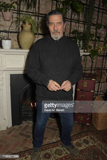 Ciaran Hinds attends the press night after party for Uncle Vanya at Sophie's on January 23 2020 in London England