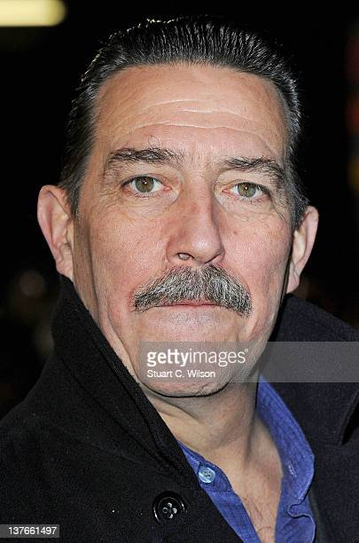 Ciaran Hinds attends the World Premiere of 'The Woman In Black' at the Royal Festival Hall on January 24 2012 in London England