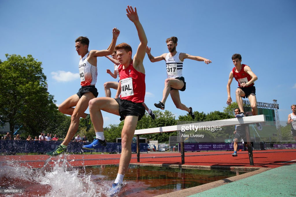 Loughborough International Athletics 2018
