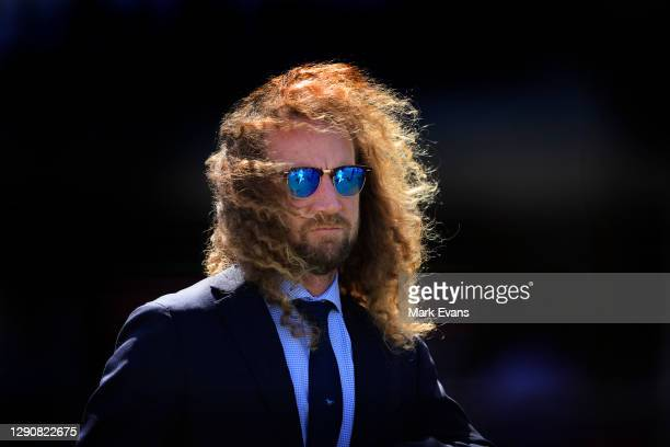Ciaron Maher looks on after winning race6 with Snapdancer during Sydney Racing at Royal Randwick Racecourse on December 12, 2020 in Sydney, Australia.