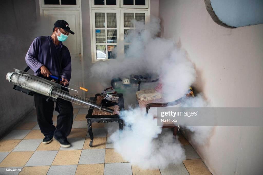 IDN: Fogging In Prevent Dengue Fever In Indonesia