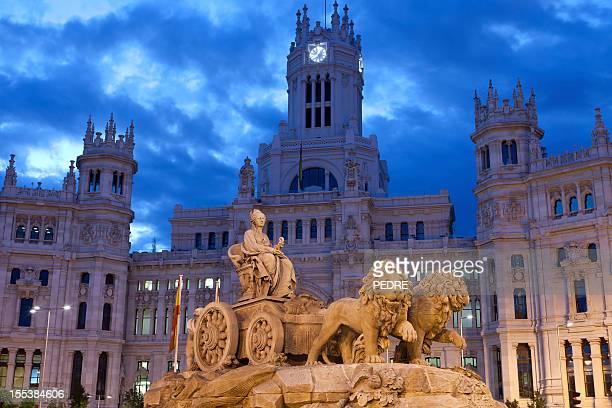 Cibeles Square, Madrid