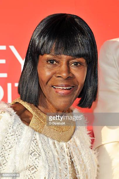 Cicely Tyson attends the 2016 Ailey Spirit Gala at David H Koch Theater at Lincoln Center on June 8 2016 in New York City