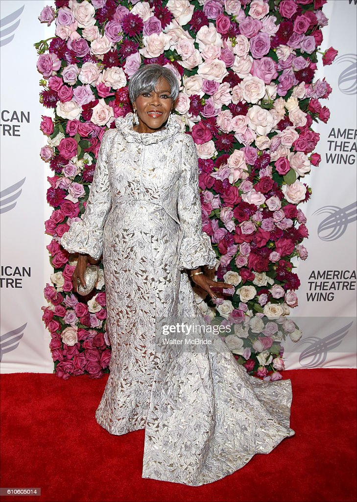 2016 American Theatre Wing Gala Honoring Cicely Tyson